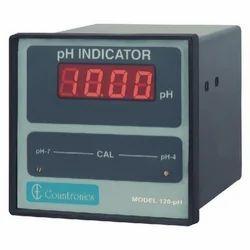 Panel Mounted pH Indicator