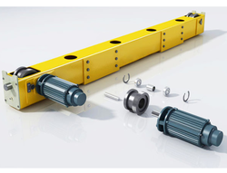 EOT Single Girder End Carriage