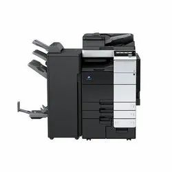 165 Konica Minolta Photocopy Machine, Electric, Warranty: 1 Year