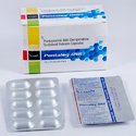 Pantoprazole with Domperidone Sustained Release Capsules