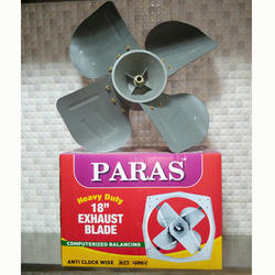 Anti Clockwise Exhaust Fan Blade
