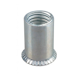 MVD-20-28 Countersunk Head Round Body Plain Rivet Nut
