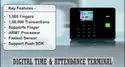 Endroid DTK-405 Face Based Time Attendance System