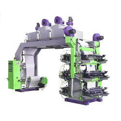 mohindra Mild Steel Non Woven Bags Printing Machinery, for Paper