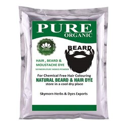 Natural Beard And Hair Moustache Dye