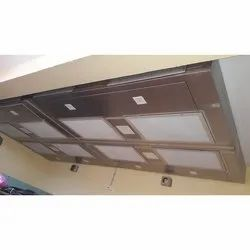 Ceiling Laminar Air flow