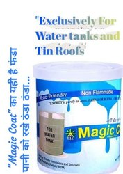 White Magic Coat SRI Heat Reflective Paints for Water Tanks