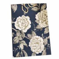 Designer Paper Bag, Capacity: 2 Kg, Packaging Type: Box