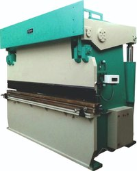 Semi-Automatic Hydraulic Press Brake Machines
