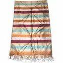 Pure Silk Woven Scarf