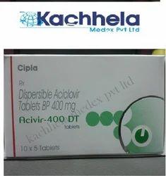 Acivir 400 DT