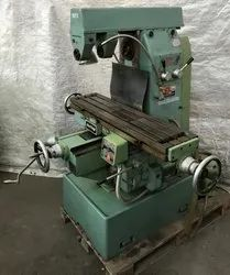 Milling Machine Plain Type Horizontal
