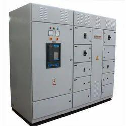 Sheet Metal Gray Electric Panel , Usage: Submersible Pump, Generator, Motor Control