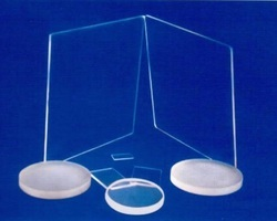 Optical Quartz Glass (zs-1 Zs-2 Ks Hs Zhks Quartz Glass)