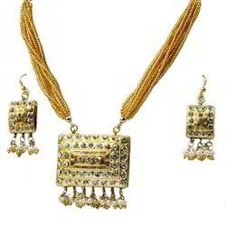 Jodhpuri Jewelry Necklace Set 109