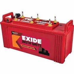 Exide 150 Ah Inverter Batteries, Warranty: 3 years, 12V