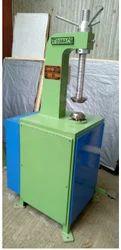 Mechanical Bump Can Flanger Machine