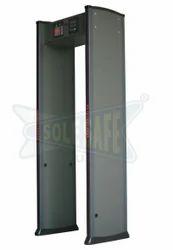 Multi-Zone Door Frame Metal Detector