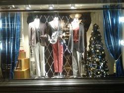 X-Mas Window Display