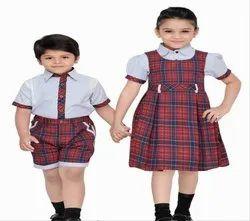 Kids Check School Uniform