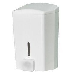 Soap Dispensers White Key Lock