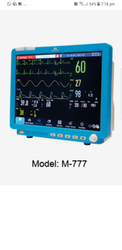 ICU M-777 Patient Monitor Meditec England