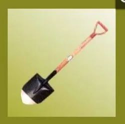 Round Nose Shovel