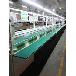 Mobile Phone Assembly Line Belt Conveyor
