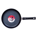 Nonstick Fry Pan with SS Lid