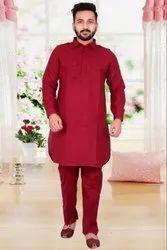 Festive Indivogue Pathani Suit
