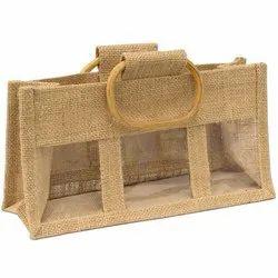 3 Jar Jute Bag