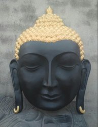 FRP Buddha Wall Sculpture