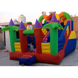 Inflatable Jumping Bounce
