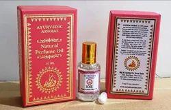 Ayurvedic Aromas Natural Perfume Oils