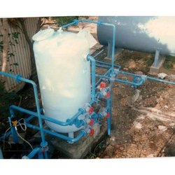 Electric Water Filtration Plant
