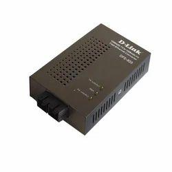 D-Link Single Mode Media Converter