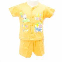 Boys Cotton Baby Suit