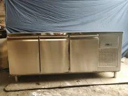 Undercounter Two Door Refrigerator