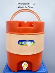 14 Liter Inner and Outer Handle Water Camper