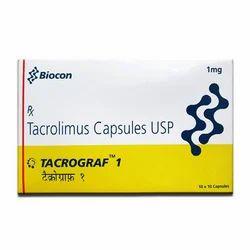Tacrograf Tacrolimus Capsule 1 mg Capsule