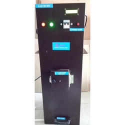 Smoke Free Sanitary Napkin Disposal Machine