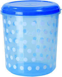750 ml Plastic Printed Round Container