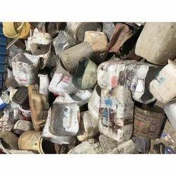 Plastic Bottle Scrap Pieces