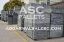 Plastic Pallets For Fly Ash Bricks