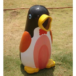 Small Penguin Dustbin