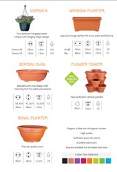Corsica Planters Pot