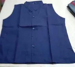 School Uniform Blue And Grey Waistcoats