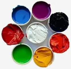 Colored Pigment Paste