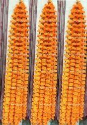 Artificial Marigold Flower Garlands