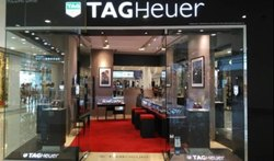 Hyderbad Decent LED Signs Brand Tag Heuer